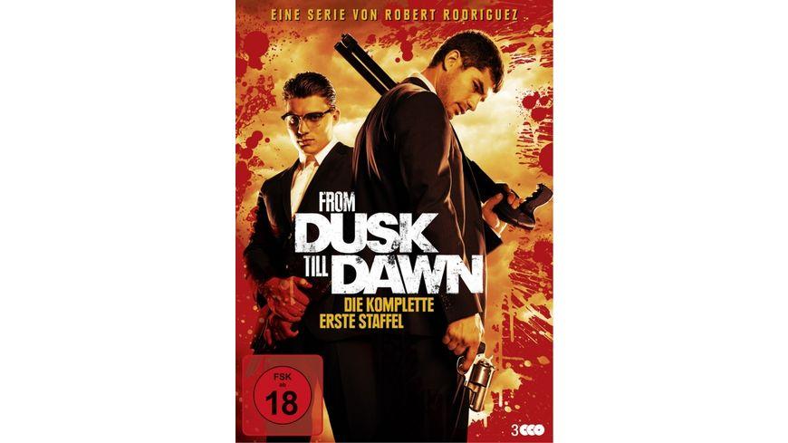 From Dusk Till Dawn Staffel 1 3 DVDs