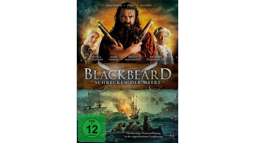 Blackbeard Schrecken der Meere Ungeschnittene Langfassung