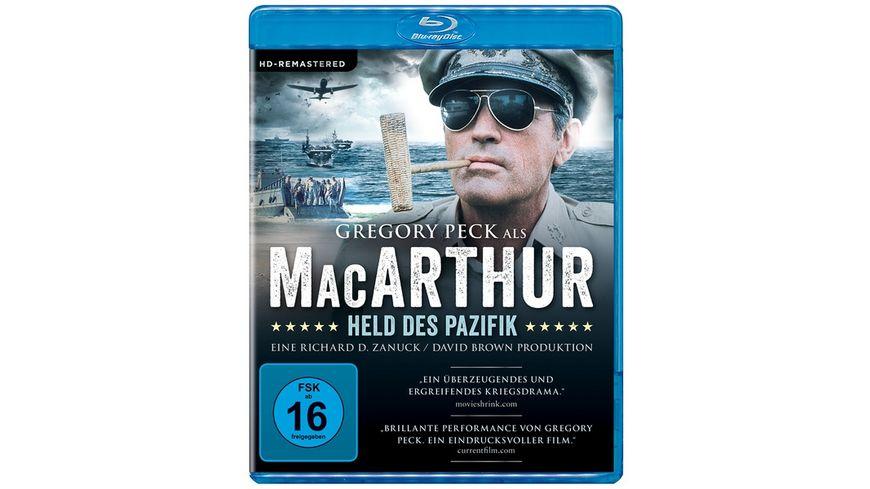 MacArthur Held des Pazifik