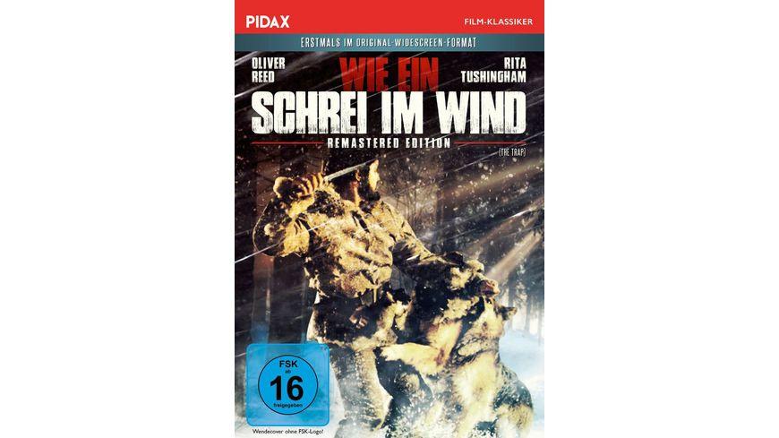 Wie ein Schrei im Wind Remastered Edition