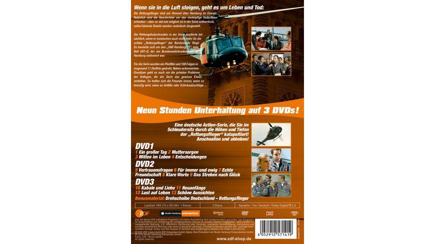Die Rettungsflieger Staffel 11 3 DVDs