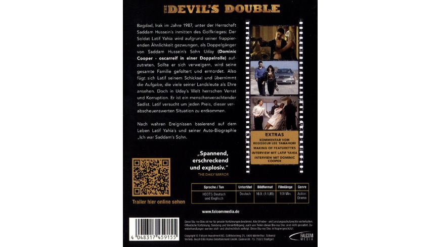 The Devil s Double