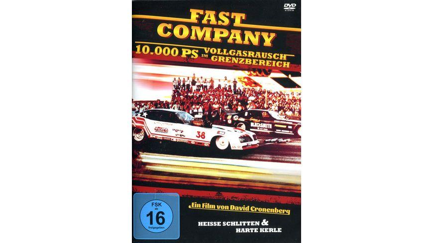 Fast Company 10 000 PS Vollgasrausch im Grenzbereich