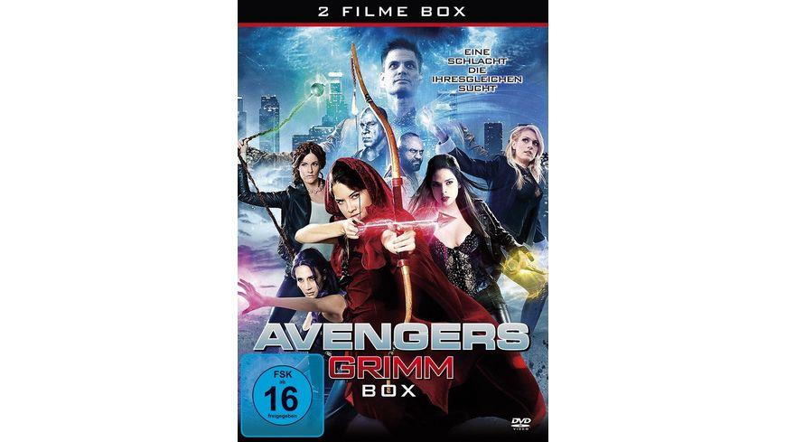 Avengers Grimm Box Edition