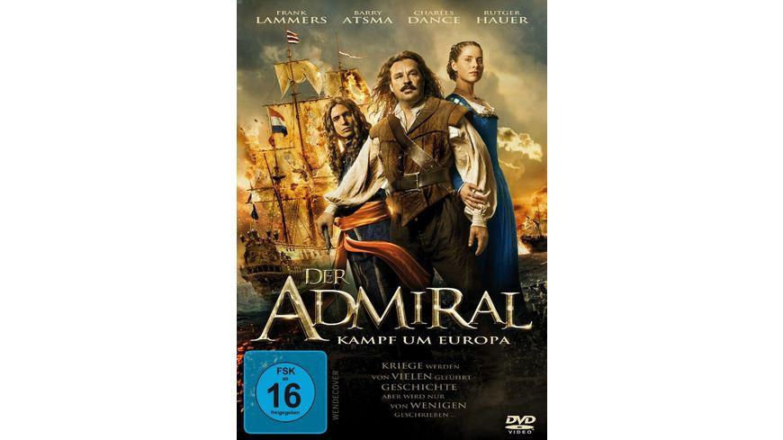 Der Admiral Kampf um Europa