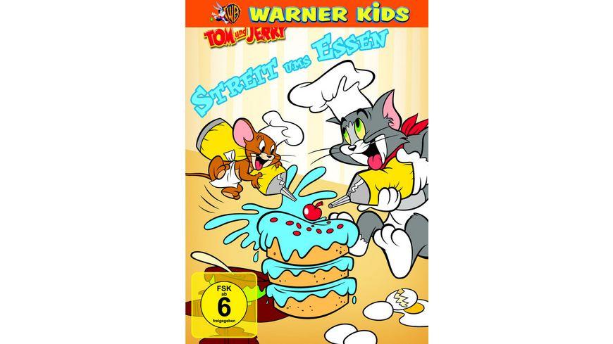 Tom Jerry Streit ums Essen Warner Kids Edition