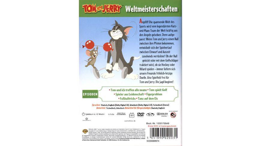 Tom Jerry Weltmeisterschaften Warner Kids Edition