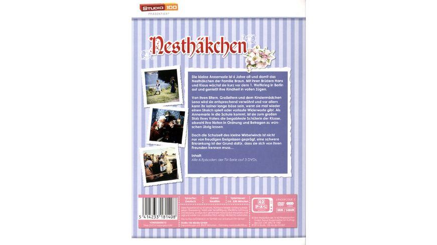 Nesthaekchen 3 DVDs