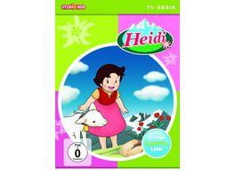 Heidi Komplettbox 8 DVDs