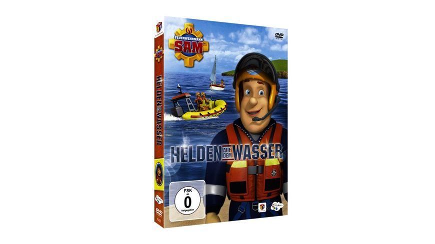 Feuerwehrmann Sam Helden auf dem Wasser