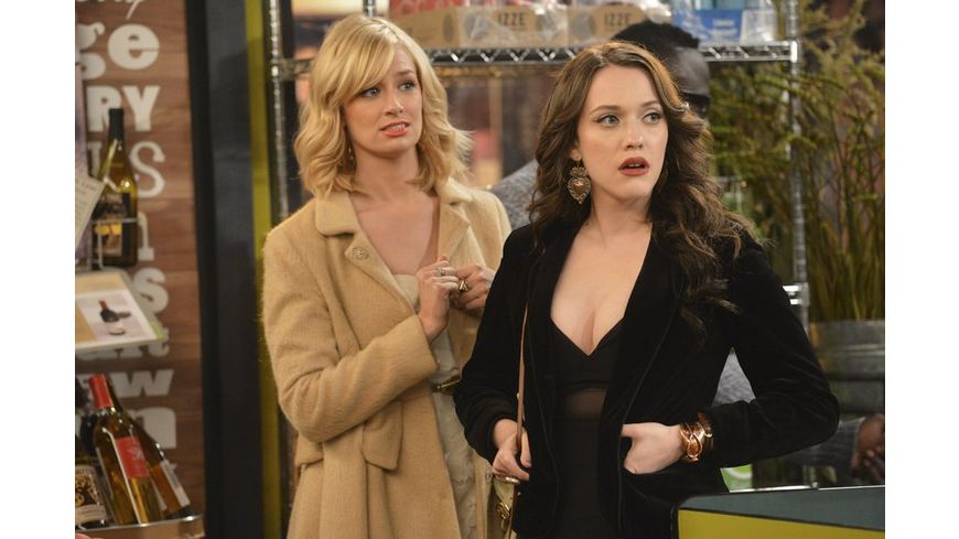 2 Broke Girls Staffel 4 3 DVDs