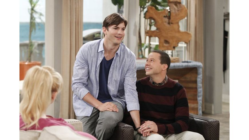 Two and a Half Men Staffel 12 2 DVDs