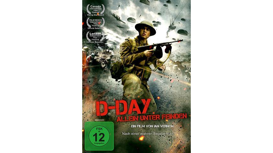 D Day Allein unter Feinden