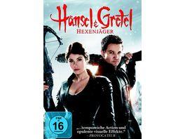 Haensel und Gretel Hexenjaeger