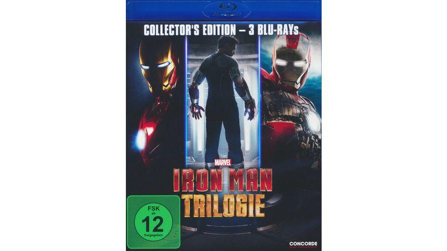 Iron Man Trilogie CE 3 BRs
