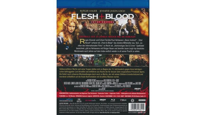 Flesh Blood Uncut