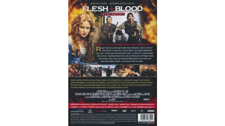 Flesh Blood Uncut