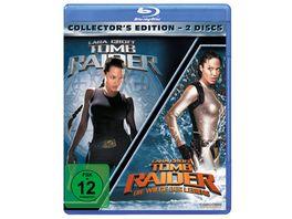 Tomb Raider 1 2 CE 2 BRs