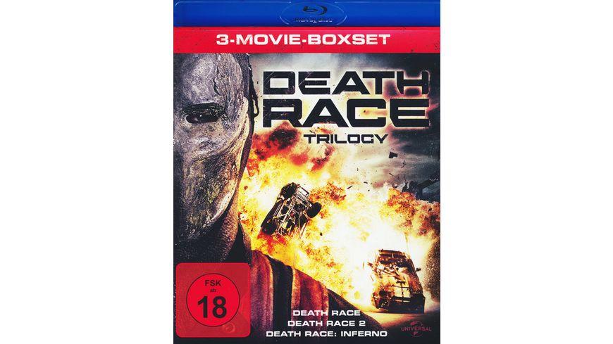 Death Race 1 3 3 BRs