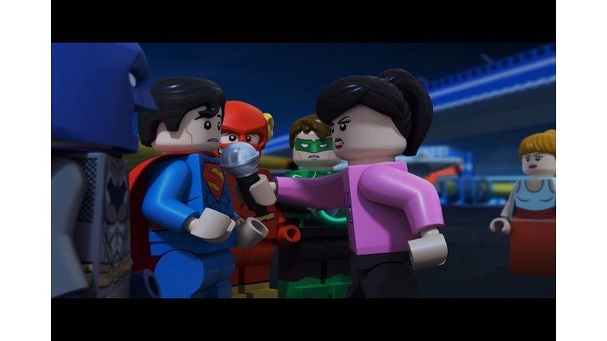 LEGO DC Comics Super Heroes Gerechtigkeitsliga Angriff der Legion der Verdammnis