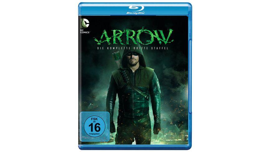 Arrow Staffel 3 4 BRs