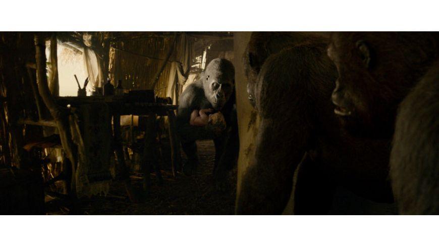 Legend of Tarzan 4K Ultra HD Blu ray