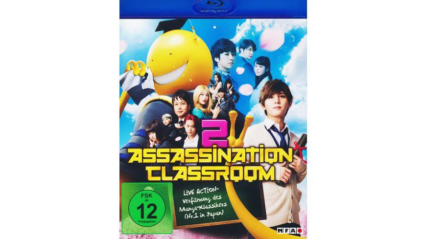 Assassination Classroom Part 2