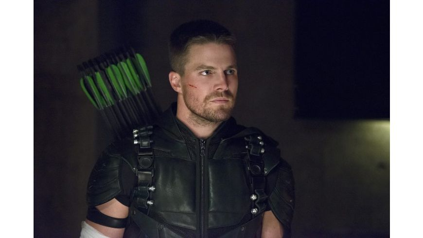 Arrow Staffel 4 5 DVDs