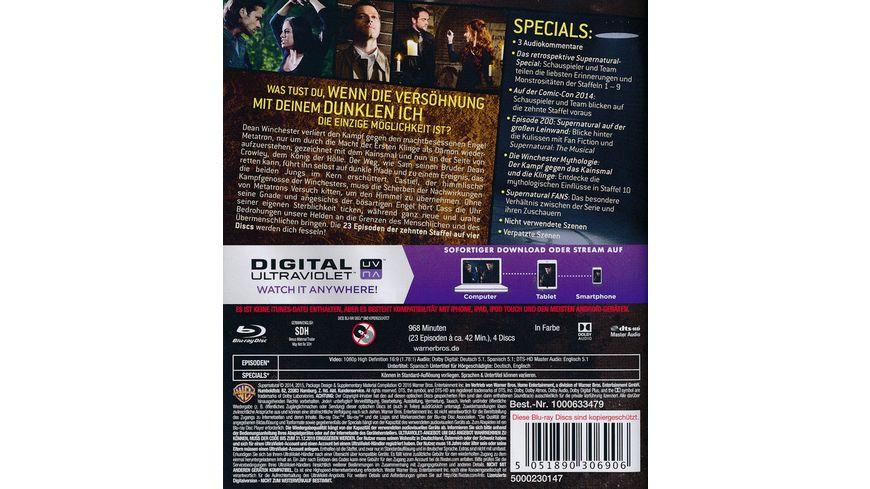 Supernatural Staffel 10 4 BRs