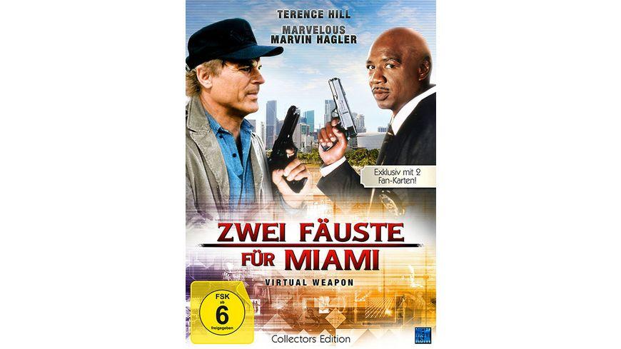 Zwei Faeuste fuer Miami Collectors Edition