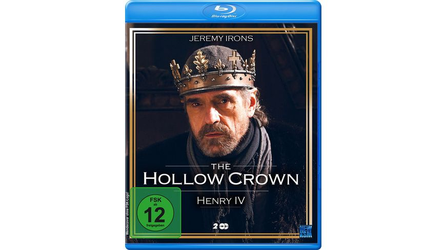The Hollow Crown Henry IV Teil 1 und 2 2 BRs