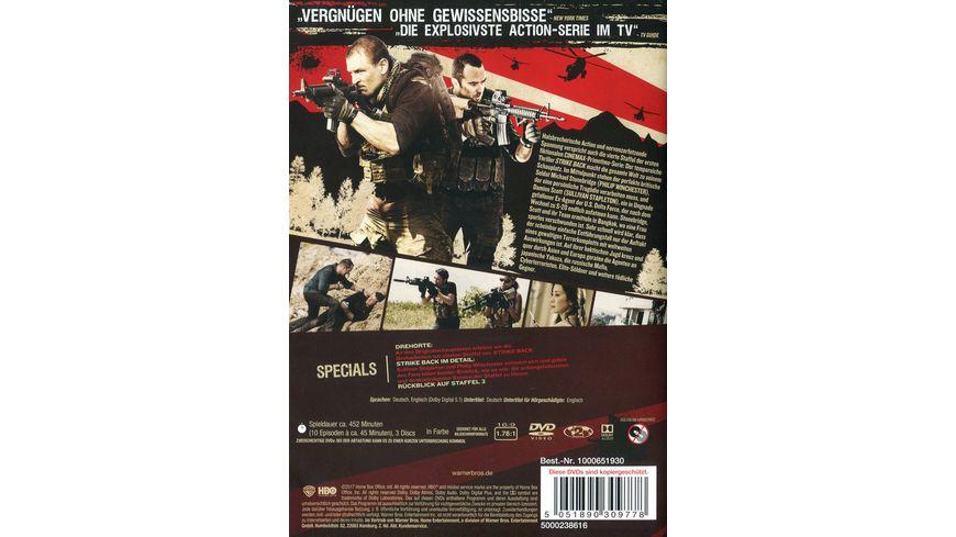 Strike Back Staffel 4 3 DVDs