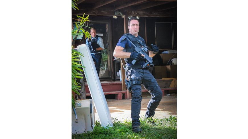 Hawaii Five 0 Season 5 6 DVDs