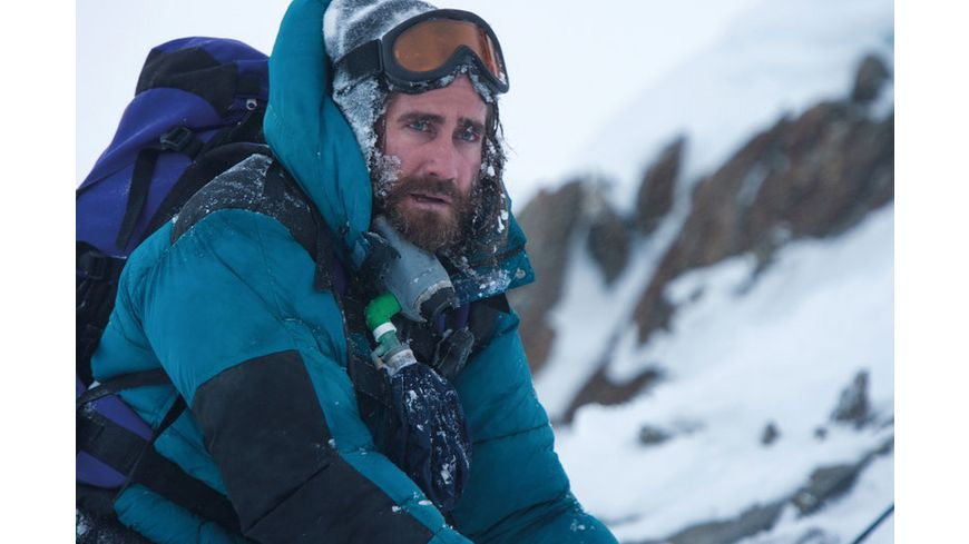 Everest Blu ray