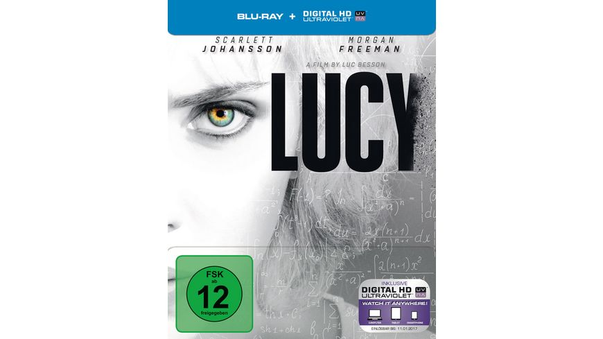 Lucy Steelbook LE