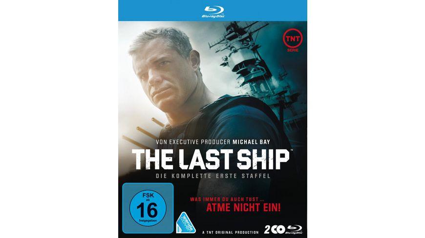 The Last Ship Staffel 1 2 BRs