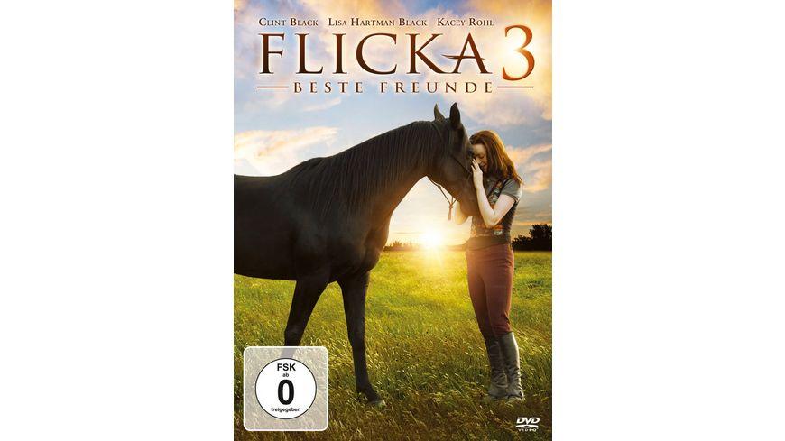 Flicka 3 Beste Freunde