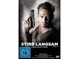 Stirb langsam 1 5 5 DVDs