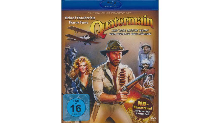 Quatermain 1 Auf der Suche nach dem Schatz der Koenige