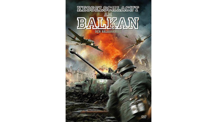 Kesselschlacht am Balkan Der Balkankrieg
