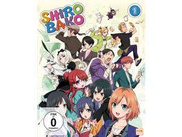Shirobako Staffel 1 1 Episode 01 04 im Sammelschuber 3 BRs