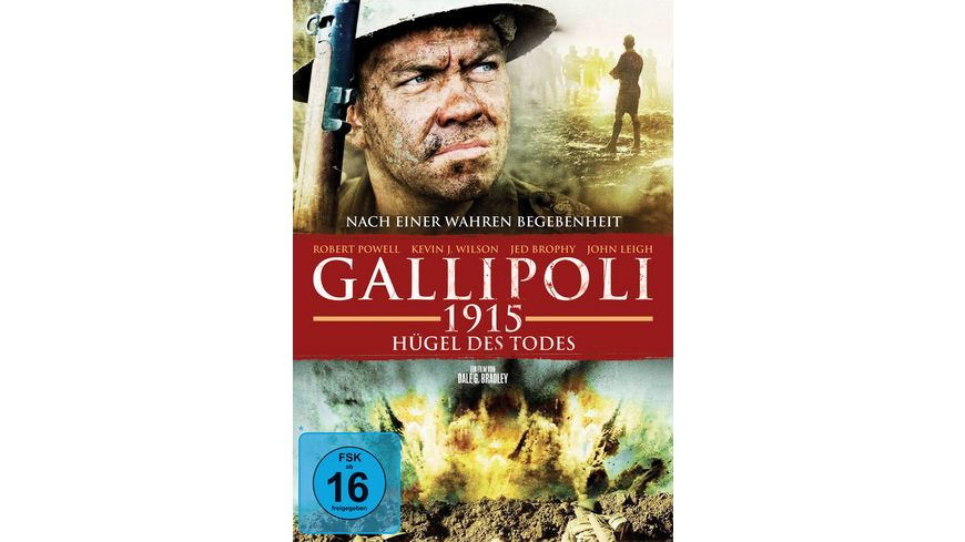 Gallipoli 1915 Huegel des Todes