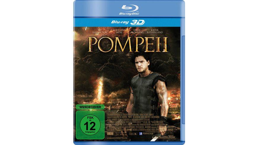 Pompeii inkl 2D Version