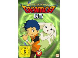 Digimon Tamers Volume 2 Episode 18 34 3 DVDs