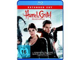Haensel und Gretel Hexenjaeger Extended Cut