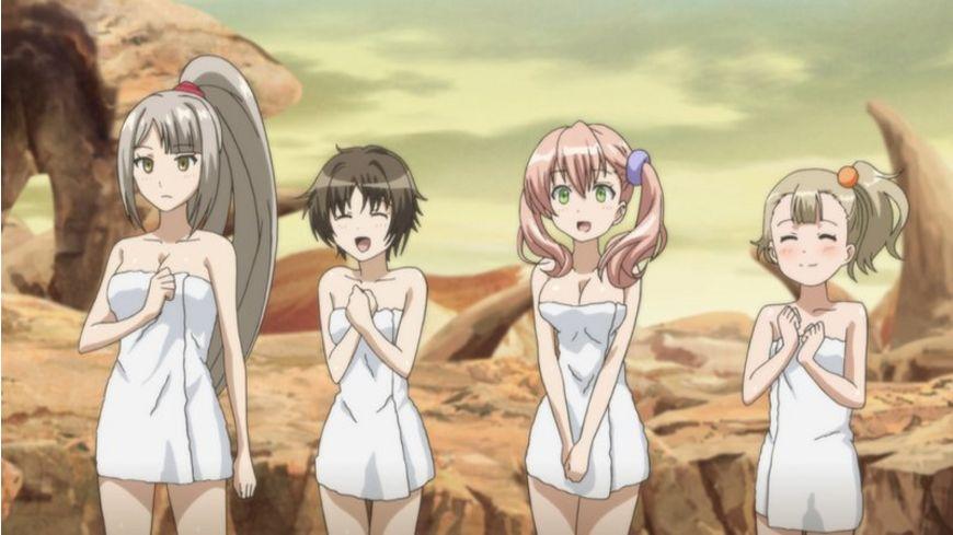 Atelier Escha Logy Alchemists of the dusk sky Volume 2 Episode 05 08
