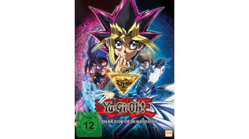 Yu Gi Oh The Darkside of Dimensions