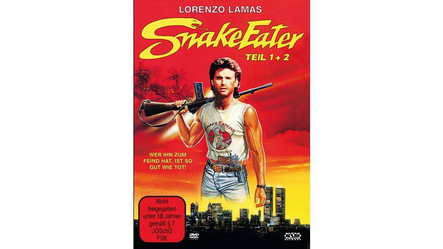 Snake Eater Teil 1 2 2 DVDs