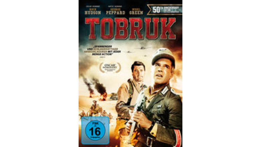 Tobruk 50Th Anniversary Edition