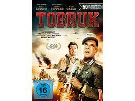Tobruk 50Th Anniversary Edition